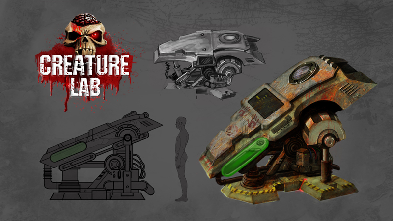 Druga część Scientist Log z naszej gry Creature Lab już jest!