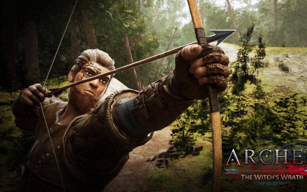 Demo Archer: The Witch's Wrath na Festiwal Steam Next!