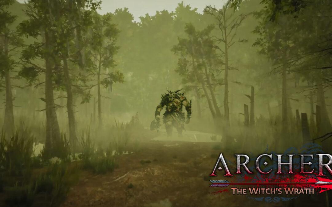 Nowy patch do dema gry Archer: The Witch's Wrath
