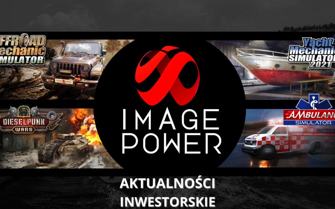 Zwyczajne Walne Zgromadzenie Akcjonariuszy firmy Image Power S.A. – podsumowanie