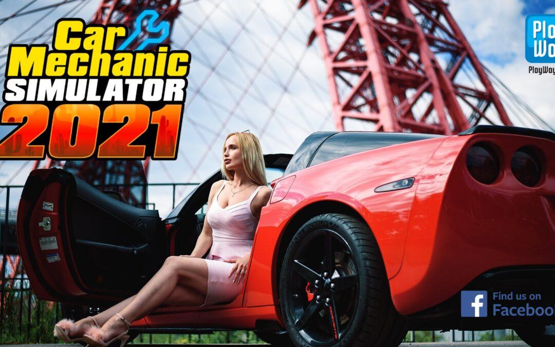 Successful premiere of Car Mechanic Simulator 2021